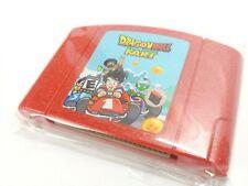 Dragonball Kart N64 For Nintendo 64 Mario Kart with Dragon Ball Z players mod