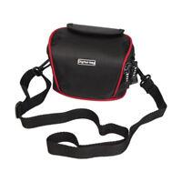 Compact Dslr Camera Case Bag With Strap For Nikon SONY Panasonic Samsung N7G1