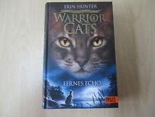 Hunter - WARRIOR CATS - Zeichen der Sterne - FERNES ECHO - St. 4 Bd. 2 - HC
