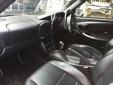 PORSCHE BOXSTER 986 BLACK LEATHER DASH TOP DK02