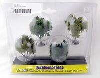 Deciduous Trees (4) - Scene-A-Rama by Woodland Scenics #SP4150