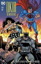 BATMAN DARK KNIGHT III MASTER RACE #9 JANSON VARIANT EDITION DKIII DC COMICS