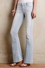 NEW Anthropologie Womens Jeans Mother Cruise Flare Mid Rise $196 Size 30 10 NWT