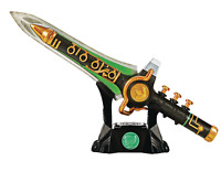 Power Rangers Lightning Collection Dragon Dagger  GREEN RANGER HASBRO IN STOCK!!