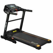 Everfit Electric Treadmill 12 Training Programs Home Gym Fitness Machine - Black