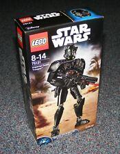 STAR WARS LEGO 75121 IMPERIAL Death Trooper TEMPERAMATITE Figura Nuovo Di Zecca Sigillato