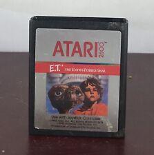 Vintage E.T. The Extra-Terrestrial - Atari 2600 Game