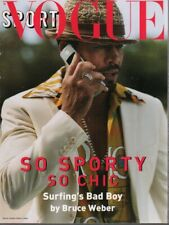 Vogue Sport Italian January 2006 Bruce Weber Herbie Fletcher 030620AME