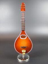 Mandolina SOUVENIR MODELLO musica strumento con scatola e metallo supporto