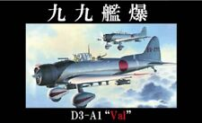 FUJIMI TYPE 99 CARRIER BOMBER MODEL 11 D3-A1 VAL Scala 1/48 Cod.31111
