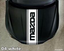 Mazda racing stripes stickers decals - #mazda04