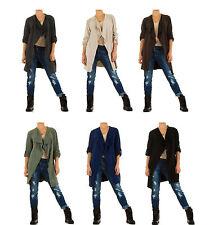Markenlose Damen-Pullover & -Strickware mit V-Ausschnitt aus Baumwolle