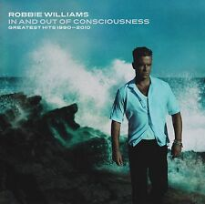 ROBBIE WILLIAMS (2 CD) IN AND OUT OF CONSCIOUSNESS : GREATEST HITS / BEST *NEW*