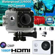 Waterproof Ultra HD 1080P SJ9000 16MP Helmet Sport Action Camera DV WiFi DVR Cam