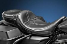 Le Pera Lh-957Rkdl Maverick Daddy Long Legs Vinyl Seat for Harley Road King