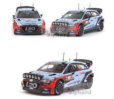 HYUNDAI Motorsport i20 New Generation WRC Diecast Model Car 1:43