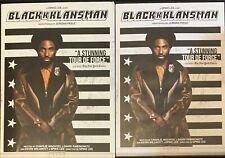 BLACKkKLANSMEN (DVD, 2018, Widescreen, Universal) WITH CARDBOARD SLIPCOVER
