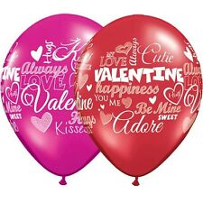 Party Supplies Wedding Love  Sweet Valentine's Latex Balloons Pack of 10