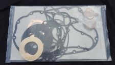 BSA A10 S/Arm COMPLETE Engine Gasket Kit Inc Clutch Fibre Gasket UK Made