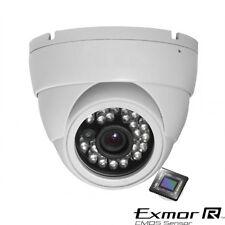 1200TVL 960P Hybrid In/Outdoor Outdoor Eyeball Dome IR CCTV Camera 24Leds 12V DC
