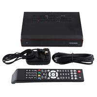 New Openbox Z5 1080p PVR FTA HD TV Satellite Receiver Box USB Wifi UK-Plug