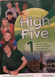 High Five 1 Student's Book & Workbook & Student's Audio CD (Inglese)