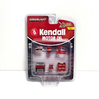 Greenlight | 1:64 Auto Body Shop Series 3 - Kendall Motor Oil | IN STOCK