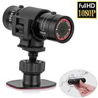 Full HD 1080P DV Mini Sports Camera Waterproof Bike Helmet Action DVR Video Cam