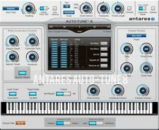 Antares Auto Tune 8 - Native Pitch Correction - Audio Editing Software Plugin