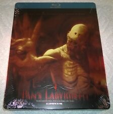 Pan's Labyrinth (2010, Canada, Region Free) Steelbook NEW