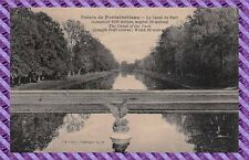 CPA - 77 - Palace of Fontainebleau - The Channel of / the Park