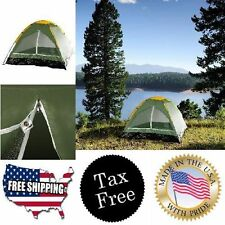 Two Person Tent by Wakeman 4 Season Waterproof Backpacking Outdoor Camping USA