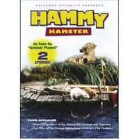 Hammy the Hamster - The Golden Coach/ Hammy's Wings (DVD, 2003)