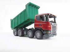 BRUDER SCANIA R-series Tipper Truck 1 16