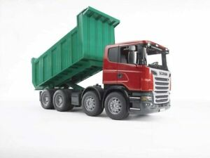 Bruder Scania R Series Dump Truck ZI24003550 from Tates Toyworld