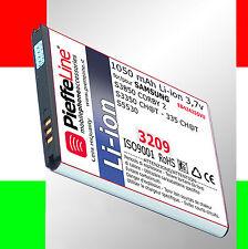 batteria per samsung S3850 CORBY 2 S3350 CH@T S5530 CH@T 335  1050mAh Li-ion