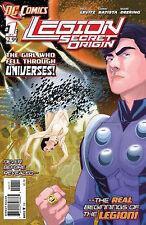 LEGION: SECRET ORIGIN # 1 - COMIC - 2011 - 9