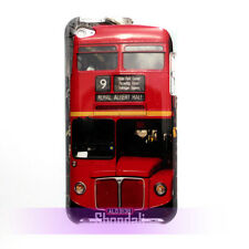 England London Double Decker Bus Hard Case Cover For iPod Touch 4 4th Generation