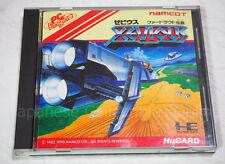 NEC PC ENGINE Hu card XEVIOUS namco namcot TurboGrafx16 Japan #2