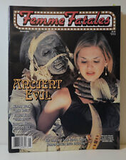 FEMME FATALE MICHELLE NORDIN - WINONA RYDER - JESSICA ALBA NOTTE SEXY (FF 33)