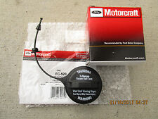 87-97 FORD F150 F-150 FUEL GAS TANK FILLER CAP WITH TETHER OEM BRAND NEW FC-920