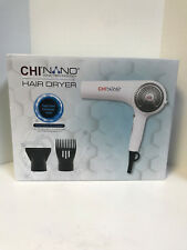 Chi Farouk Nano Ionic Hair Dryer - New!