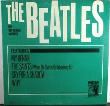 The Beatles  MGM 4215  The Beatles with Tony Sheridan and Guests