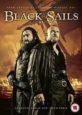 Black Sails Season 1-3 [DVD][Region 2]