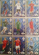 Panini 2018 AdrenalynXL FIFA-World-Cup Trading Cards (Special cards #361-468)