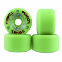 Powell Peralta Skateboard Wheels G-Bones Green 64mm 97a Reissue