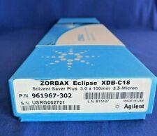 Agilent Zorbax Eclipse Xdb C18 Hplc Column 35um 961967 302