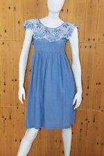 cherrie424: Zara Girls Eyelet Embroidered Dress (13-14 y.o)