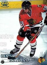 1997-98 Pacific Blue #343 Denis Savard