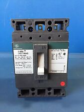 GE THED136050 50A 600V 3P CIRCUIT BREAKER